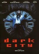 Dark City - Russian Movie Cover (xs thumbnail)