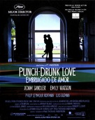 Punch-Drunk Love - Spanish Movie Poster (xs thumbnail)