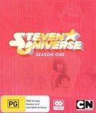 """Steven Universe"" - Australian Blu-Ray cover (xs thumbnail)"