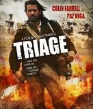 Triage - Blu-Ray cover (xs thumbnail)