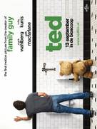 Ted - Dutch Movie Poster (xs thumbnail)