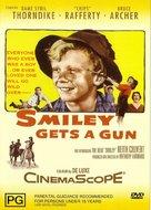 Smiley Gets a Gun - Australian DVD cover (xs thumbnail)