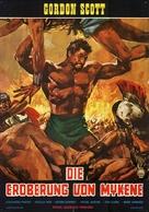 Ercole contro Molock - German Movie Poster (xs thumbnail)