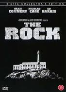 The Rock - Danish DVD movie cover (xs thumbnail)