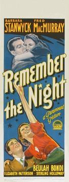 Remember the Night - Australian Movie Poster (xs thumbnail)