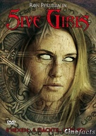 5ive Girls - British Movie Poster (xs thumbnail)
