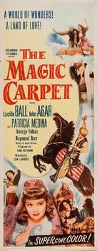 The Magic Carpet - Movie Poster (xs thumbnail)