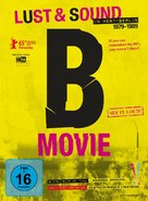 B-Movie: Lust & Sound in West-Berlin 1979-1989 - German Movie Cover (xs thumbnail)