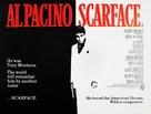 Scarface - British Movie Poster (xs thumbnail)