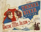 Swanee River - British Movie Poster (xs thumbnail)