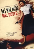 Crime of Passion - German DVD cover (xs thumbnail)