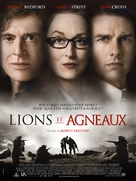 Lions for Lambs - French Movie Poster (xs thumbnail)