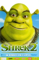 Shrek 2 - Polish Movie Poster (xs thumbnail)