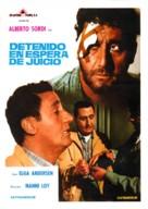 Detenuto in attesa di giudizio - Spanish Movie Poster (xs thumbnail)