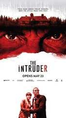 The Intruder - Singaporean Movie Poster (xs thumbnail)