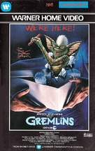 Gremlins - Finnish VHS movie cover (xs thumbnail)