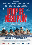 Le grand bain - Czech Movie Poster (xs thumbnail)