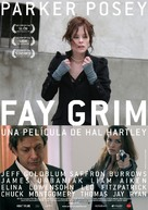 Fay Grim - Spanish Movie Poster (xs thumbnail)
