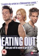 Eating Out - British DVD cover (xs thumbnail)