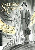Sullivan's Travels - DVD cover (xs thumbnail)