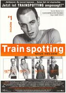 Trainspotting - German Movie Poster (xs thumbnail)