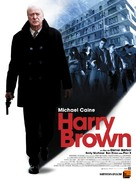 Harry Brown - French Movie Poster (xs thumbnail)