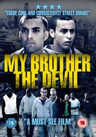 My Brother the Devil - British DVD cover (xs thumbnail)