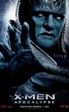 X-Men: Apocalypse - Character movie poster (xs thumbnail)