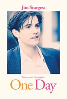 One Day - Dutch Movie Poster (xs thumbnail)