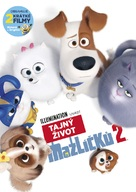 The Secret Life of Pets 2 - Czech DVD movie cover (xs thumbnail)