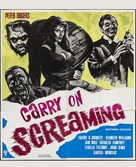 Carry on Screaming! - Movie Poster (xs thumbnail)