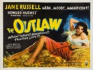 The Outlaw - British Movie Poster (xs thumbnail)