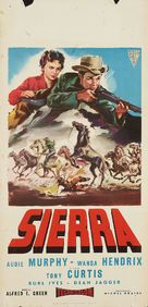 Sierra - Italian Movie Poster (xs thumbnail)