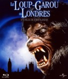 An American Werewolf in London - French Blu-Ray movie cover (xs thumbnail)
