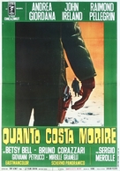 Quanto costa morire - Italian Movie Poster (xs thumbnail)