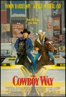 The Cowboy Way - Movie Poster (xs thumbnail)