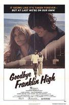 Goodbye, Franklin High - Movie Poster (xs thumbnail)