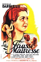 Fausse maîtresse, La - French Movie Poster (xs thumbnail)