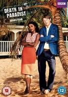 """""""Death in Paradise"""" - British DVD cover (xs thumbnail)"""