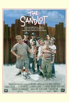The Sandlot - Movie Poster (xs thumbnail)
