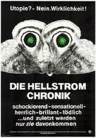 The Hellstrom Chronicle - German Movie Poster (xs thumbnail)