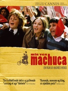 Machuca - Danish Movie Poster (xs thumbnail)