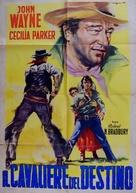 Riders of Destiny - Italian Movie Poster (xs thumbnail)