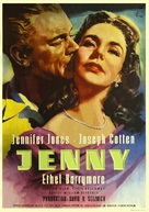 Portrait of Jennie - German Movie Poster (xs thumbnail)