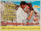 It Started in Naples - British Movie Poster (xs thumbnail)