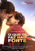 Stronger - Brazilian Movie Poster (xs thumbnail)