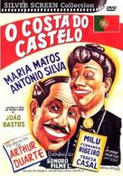 O Costa do Castelo - Brazilian DVD cover (xs thumbnail)