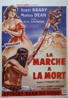 Ambush at Cimarron Pass - Belgian Movie Poster (xs thumbnail)