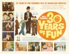 30 Years of Fun - Movie Poster (xs thumbnail)