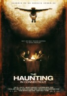 The Haunting in Connecticut - Swedish Movie Poster (xs thumbnail)